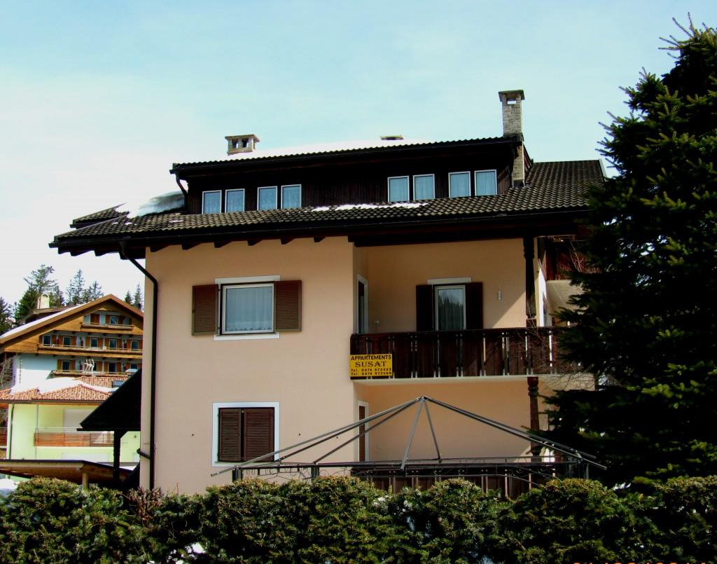Appartamenti Susat a Dobbiaco